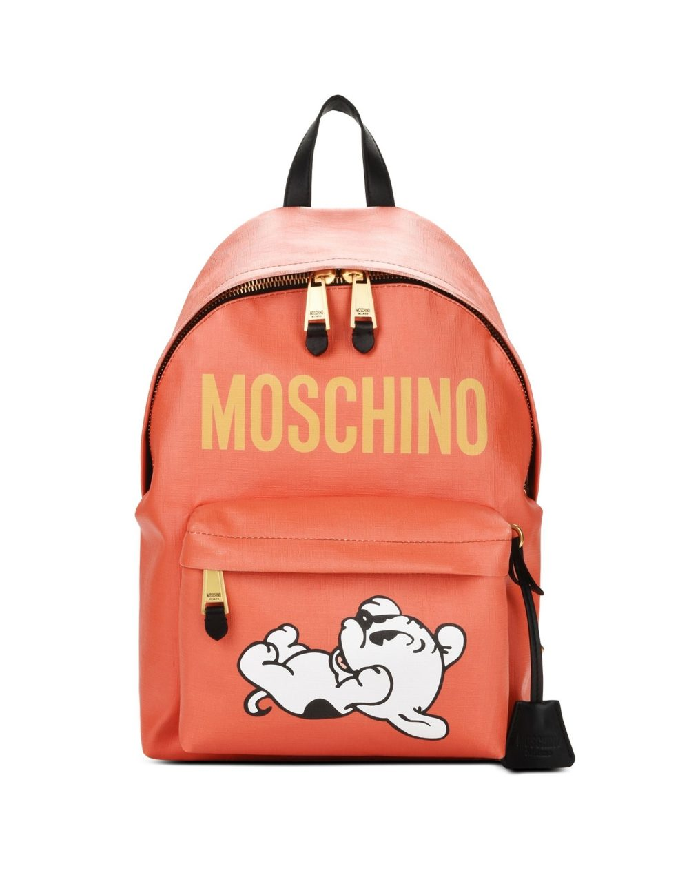 Pudgy backpack