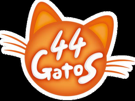 """Vertical Licensing é apontada pela Rainbow para representar """"44 Gatos"""" no Brasil"""