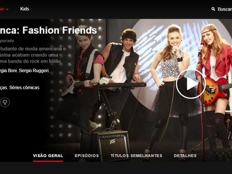 Maggie & Bianca estreia na Netflix