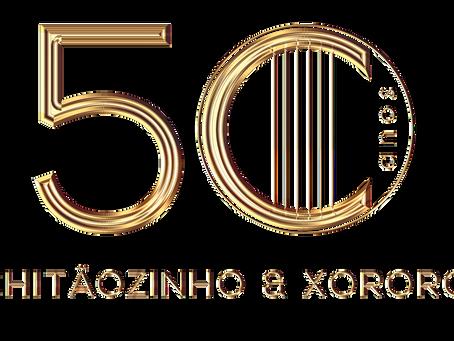 Chitãozinho & Xororó: uma marca consolidada em 50 anos de carreira