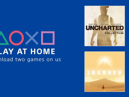 "Sob pandemia, PlayStation anuncia downloads gratuitos de ""Uncharted"" e ""Journey"""
