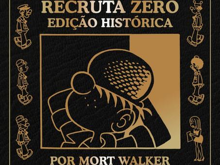 Mythos lança edição de luxo e histórica do Recruta Zero