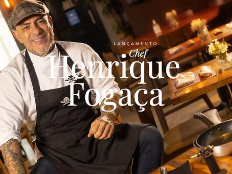 Novidade no portfólio da Vertical, o chef Fogaça estreia com Yangzi na ABCAsa