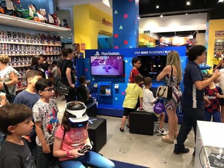 Em parceria inédita, Ri Happy terá lojas com espaço PlayStation