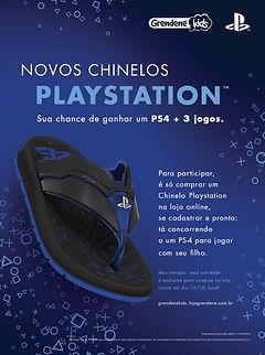 Grendene Sandálias Kids Lança Licenciadas Playstation jA5R3L4q