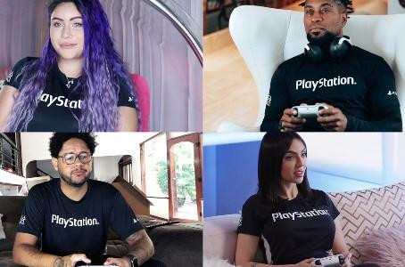PlayStation apresenta novo time de embaixadores no Brasil