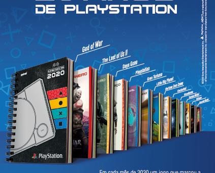 Kalunga celebra os 25 anos de PlayStation com agenda exclusiva