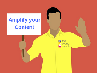 Are you amplifying your content?