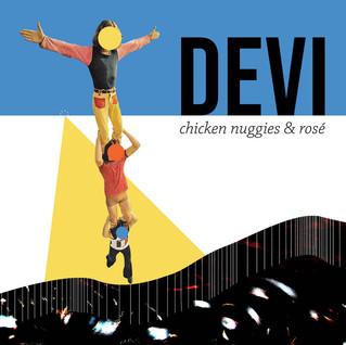 Air Devi - chicken nuggets & Rose