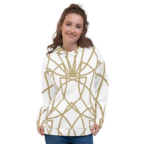 Golden Lotus Unisex Hoodie