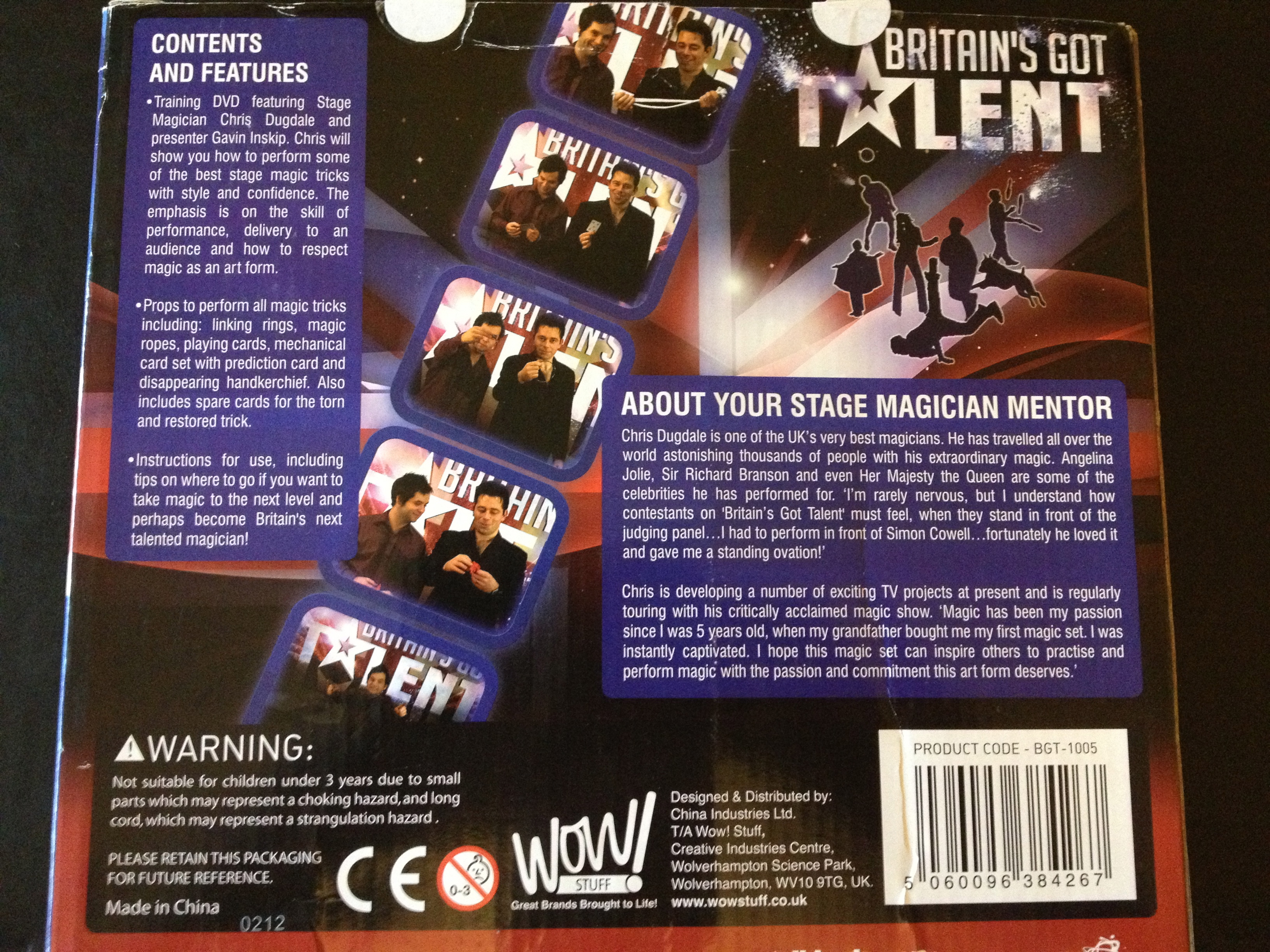 Britain's Got Talent Box Set