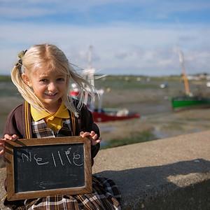 Nellie Starts School