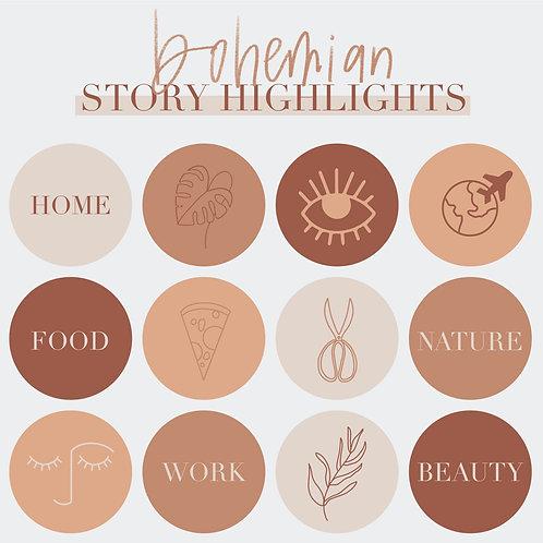 Bohemian Story Highlights