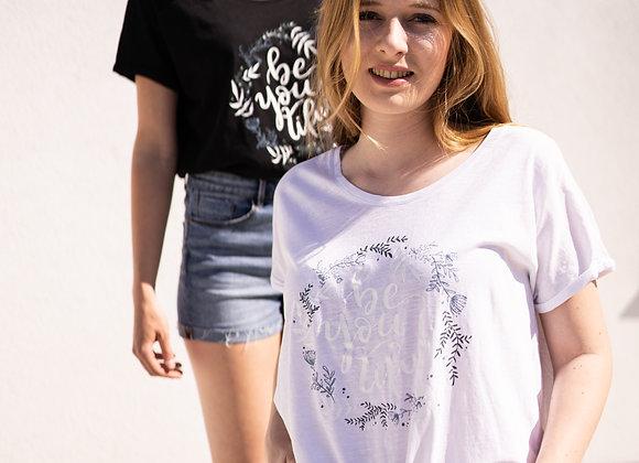 beautiful - lässiges Damen T-shirt