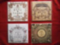 会場販売LIVE CD-R Bootleg Series Vol.1~4