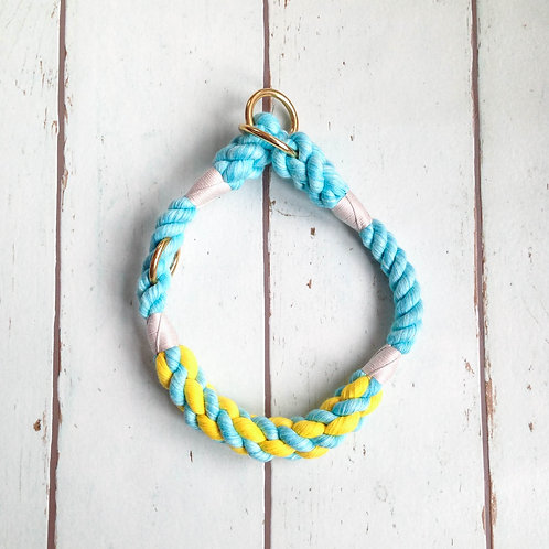 Super Soft Rope Collar