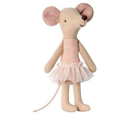 Ballerina Maus, große Schwester