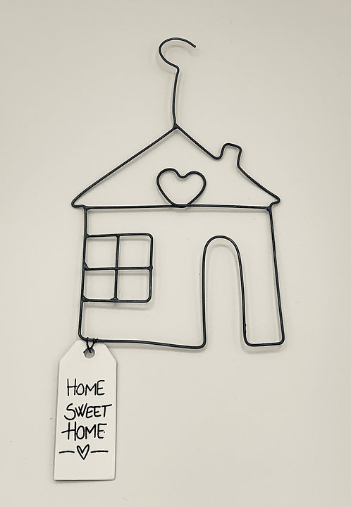 House Doodle mit Anhänger