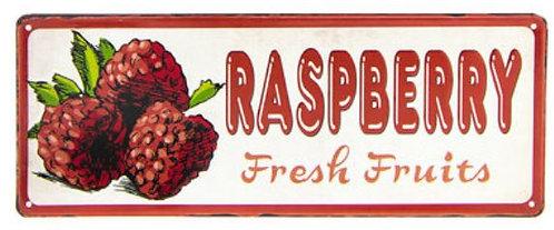 Schild Raspberry Clayre & Eef