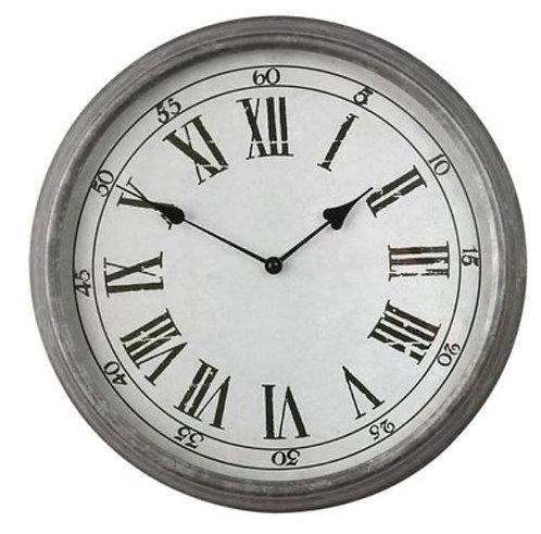 Uhr Blech Clayre & Eef