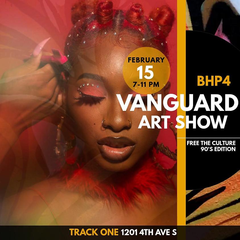 Vanguard Art Show: Black History Project 4
