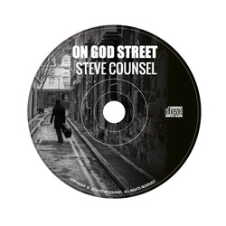 -ON GOD ST COLOR DISC steve