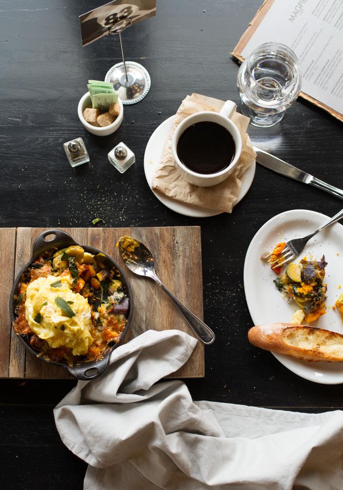 Magpie Breakfast