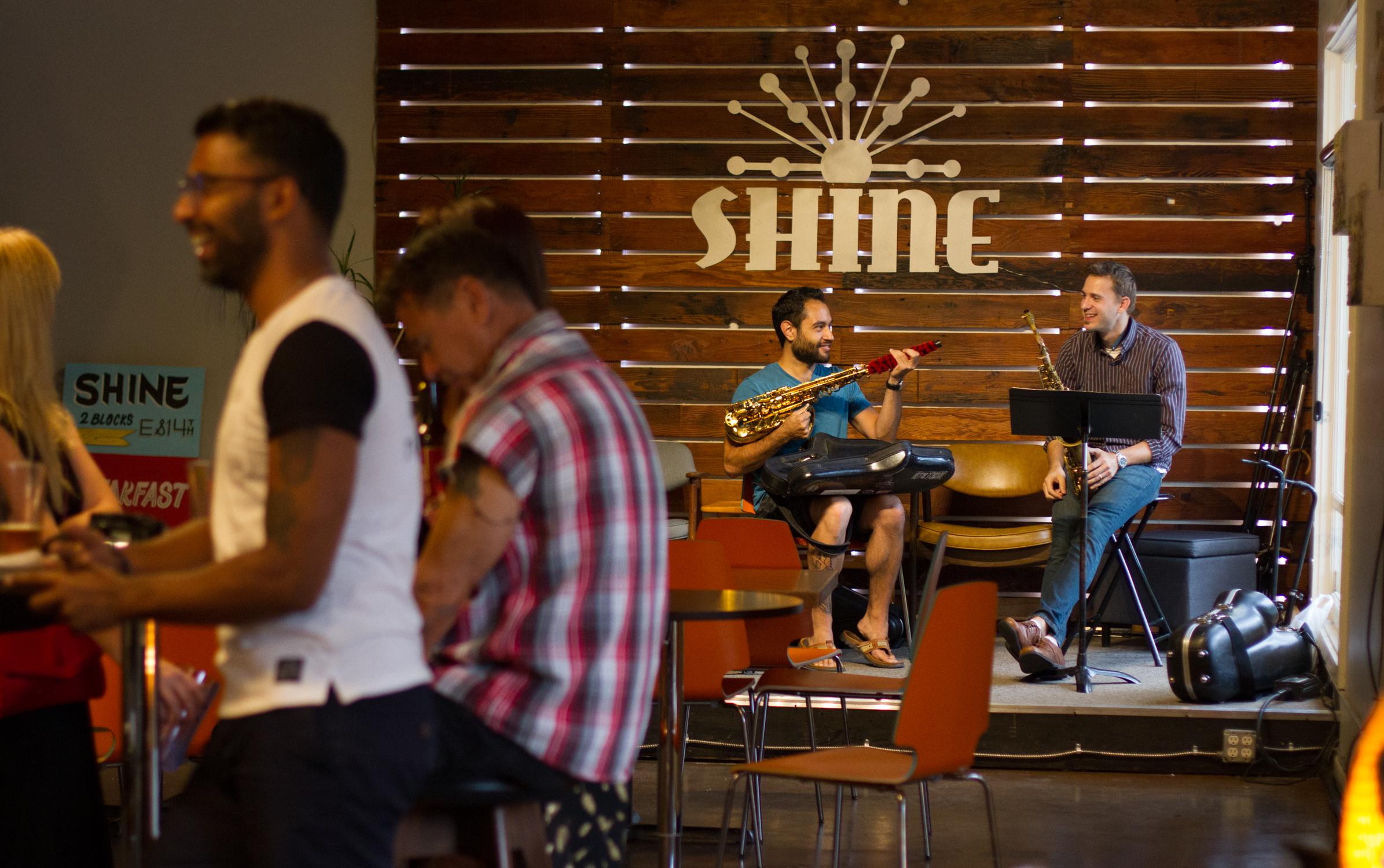 Shine Restaurant Sacramento