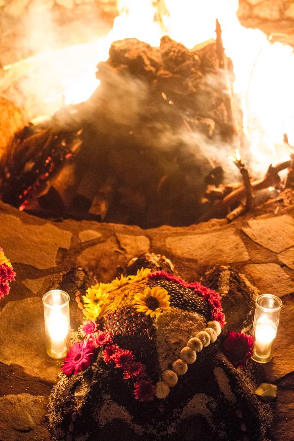 Temazcal ritual, Habitarte