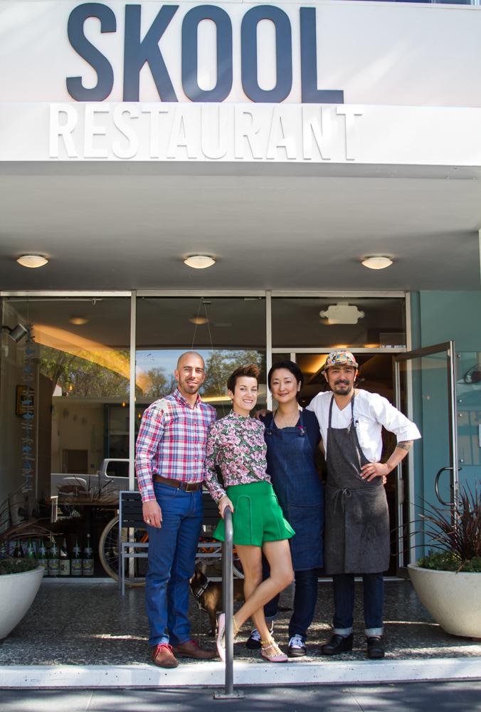Skool Restaurant Sacramento