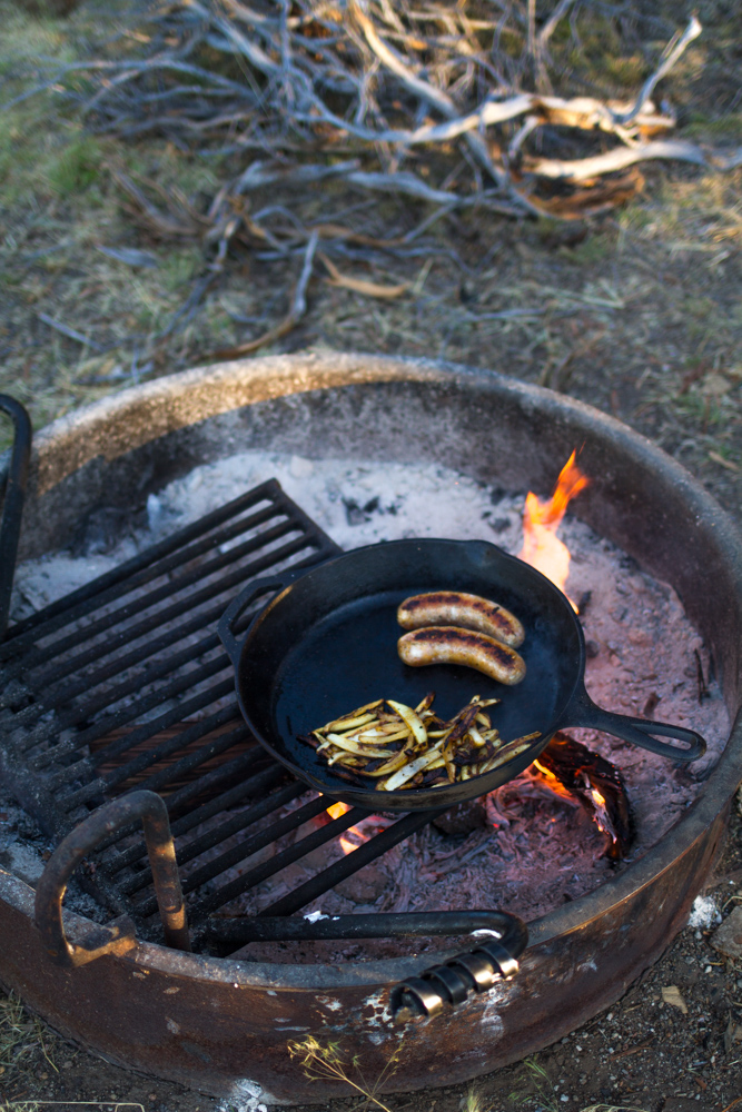 Camping Food Photograph