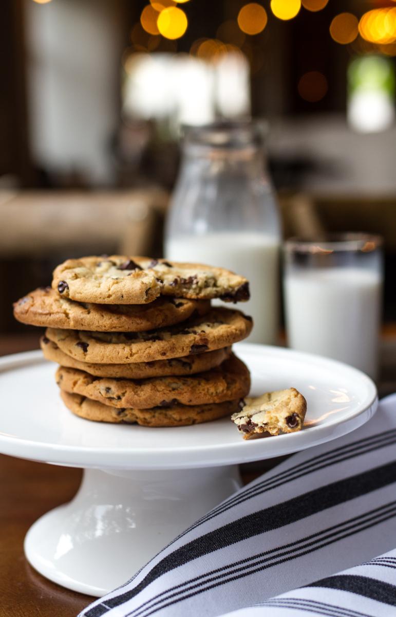 Milestone Chocolate Chip Cookies