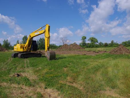 Breaking Ground at Broken Stone