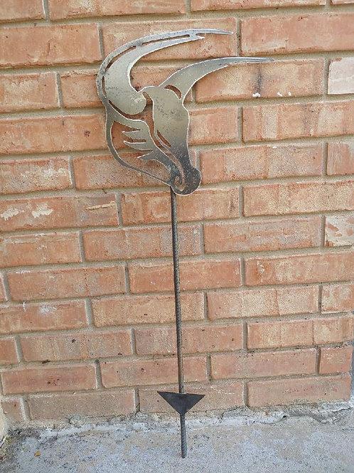 Pre-Order Mav Head Metal Yard Sign