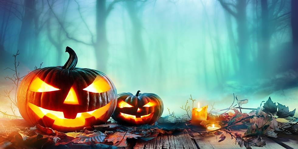 Halloween - freaky adventure