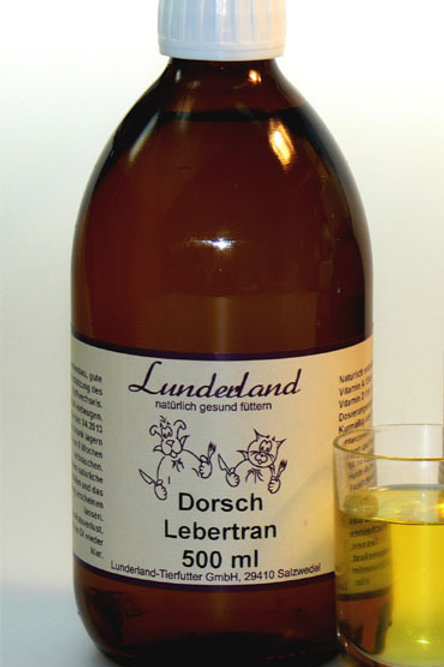 Dorschlebertran 500ml