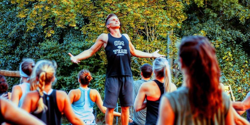 Exklusiver Yoga Flow