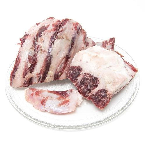 Ziegenknochen/Ziegenrippen 1kg