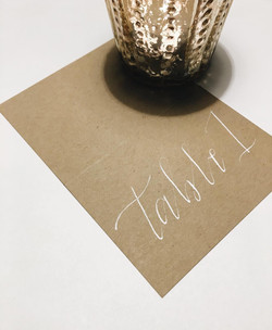 Table Escorts