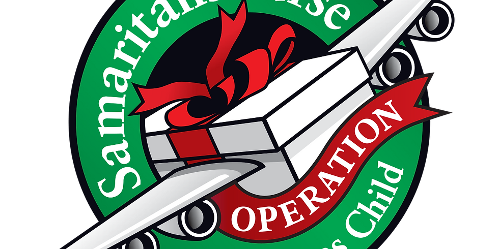 Operation Christmas Child Packing Party Wish List