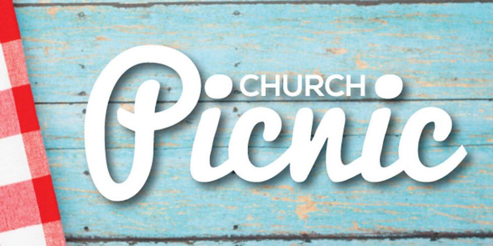 2021 Church Picnic
