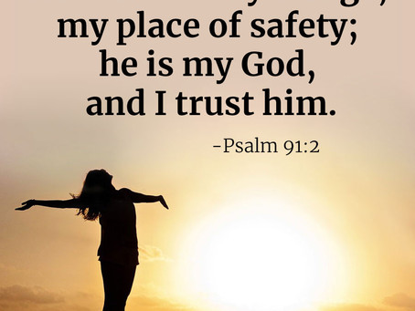 Psalm 19 - protection from COVID-19?