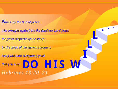 God doesn't call the equipped, he equips the called