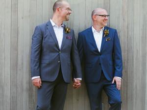 Todd & Mark Wedding
