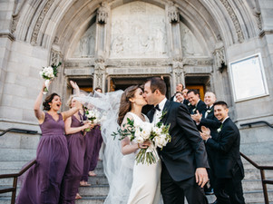 Megan & Josh Wedding