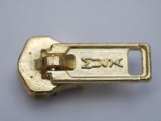 หัวซิปทองเหลือง PIN-LOCK