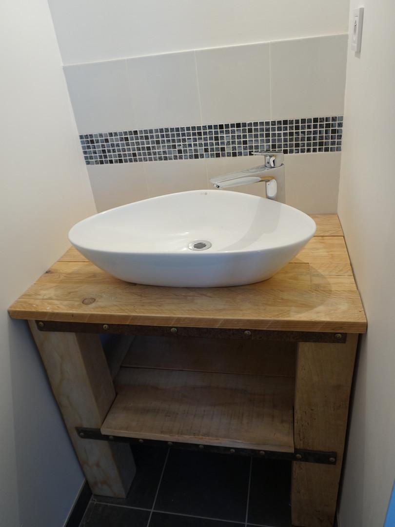salle d'eau 1° étage