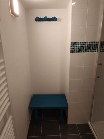 salle d'eau  2° étage