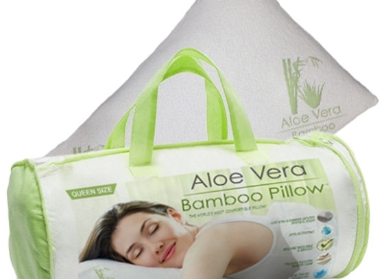 Bamboo Pillows-King and Queen