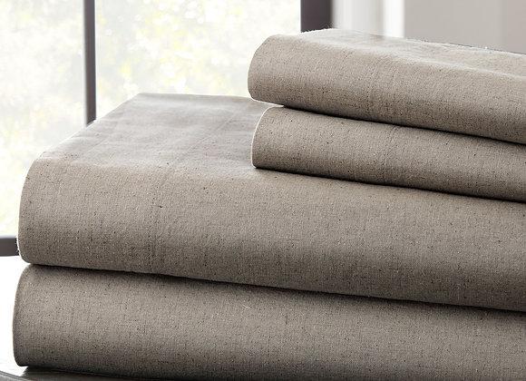 Linen Sheet Sets-4 Piece